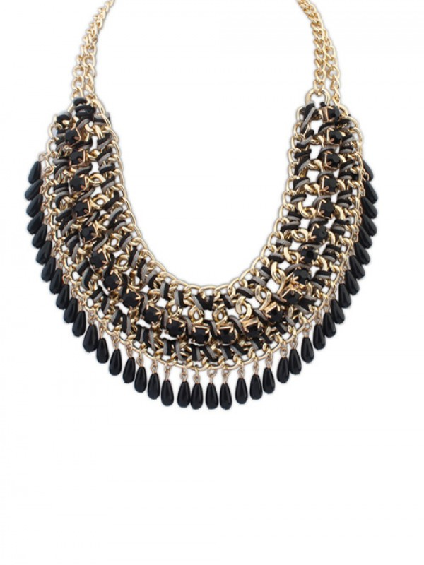 Occident Ethnic Woven Street Shooting Retro Hot Sale Necklace